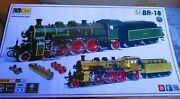 Occre S3/6 Br-18 Steam Locomotive 132 54002 Metal And Wood Model Train Kit