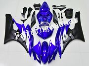 Fit For Yzf 2006 2007 R6 Blue White Matte Black Abs Injection Fairing Kit Y04