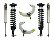 Icon 2014 Ford F150 4wd 0-2.63 Lift Stage 2 Suspension System With Billet Uca