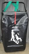 Stryker 6253 Patient Evacuation Chair W/cover-=- Emergency Stair Seat Fire Ems