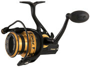 New Penn Spinfisher Vi 6500lc Spinning Reel Long Cast Ssvi6500lc Fast Shipping
