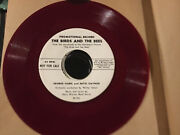 Promotional Record The Birds And The Bees 45 Rpm Not For Sale Gobel And Gaynor