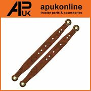 Pair Link Lift Arms Cat 2 For Massey Ferguson 265 340 342 350 352 355 Tractor