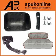 Seat Pan Bracket Cushions And Backrest For Massey Ferguson 185 188 230 235 Tractor