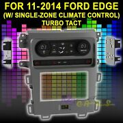 Metra 99-5855ch Radio Install Kit For 11-2014 Ford Edge Single Climate Control