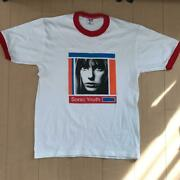 Sonic Youth Jane Birkin Dead Stock Vintage T-shirt Made In Usa Size L 90s
