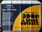 2001 A Space Odyssey Original Poster Released Uk 1978 Quad Edition