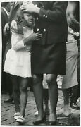 Dalmas Agency Martin Luther King's Funeral, 1968 / Pix-z / Vintage / Stamped