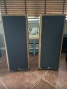 Vintage Infinity Rs-6000 Speakers Great Condition