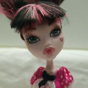 💗💯♨️ 2008 Monster High Doll Draculaura Dead Tired 11 ⚡ Fast 📬 Tight Joints