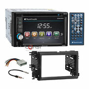 Planet Audio Dvd Camera Input Stereo Dash Kit Harness For Ford Lincoln Mercury
