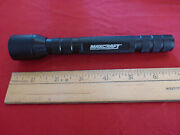 Maxcraft 6 Led Flashlight W Built In Flexible Magnetic Pick-up Tool Light