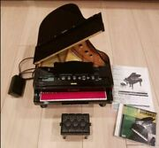 Miniature Grand Piano 1/6 Scale Built-in And Recorded 100 Songs Taro Hakase