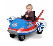 New In Box Nickelodeon 12v Paw Patrol Airplane Battery Powered Ride On