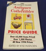Antique Trader Antiques And Collectibles Price Guide 1994
