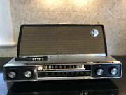 Mint Arvin 3586 Am/fm Stereo Tube Radio 1957 Vintage Perfect Working Condition