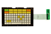 Keyboard With Interface Board And Bezel For Fadal Cnc 88 + 88hs Replaces Ele-1783