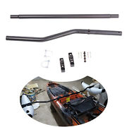 Canoe Boat Kayak Stabilizer Rod Outrigger Arms Pole D-ring Kit Install Tools