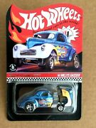 2020 Hot Wheels Rlc Selections And03941 Willys Gasser Wild Blue - Free Shipping