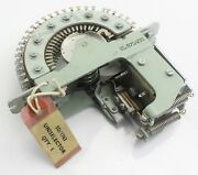 Uniselector 5d/1743 H53/1 Stepping Switch 5 Bank Raf Vintage Aircraft Part