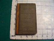 Vintage Book 1834 The Life And Voyages Of Christopher Columbus Washington Irving