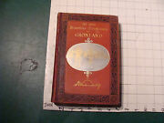 Orig. Vintage Book Gronland By O Nordenskjold 1885 546pgs W Pull Out Maps