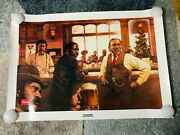 Lot Of 8 Very Rare Coors Heritage Series Posters - Black History - Beer