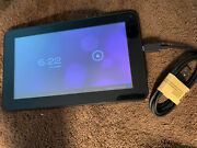 Pre-owned Ematic Egl26bl Internet Tablet 7 Inch Test And Works Great Usb Cord