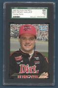 1993 Action Packed Kenny Wallace Nascar 151 Rookie Sgc 98 10 1354218-003