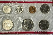 1981 D Uncirculated Us Coins Proof 7 Coin Set Sealed