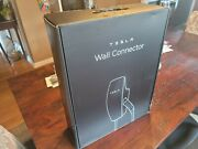 Tesla Wall Connector Charger Gen 3 Latest With 18and039 Cable Wifi P/n 1457768-01-g