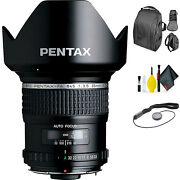 Pentax Smc Fa 645 35mmf/3.5 Al If Lens + Deluxe Lens Cleaning Kit