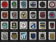 World Football Clubs Metal Pin August 2021 Part 2 Uae Argentina Germany France