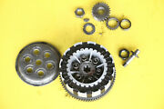 1975 Suzuki Ts90 Tc90 Primary Driven Gear Clutch Set Used Second Hand From Japan
