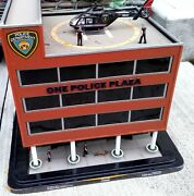 One Police Plaza Building Accessory Menards Operating Helicoptero Gauge Scale