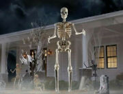 12 Foot Giant Skeleton Home Depot Sold Out - Sealed - Included Shipping