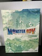 Monster Boy And The Cursed Kingdom Collector's Edition Sony Ps4