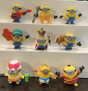 Minions Drawer Cabinet Knobs 9 Pcs Kids Room Decor No Other Like Them Rare
