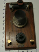 Wall Mounted Telephone Device Max Kohl And James G. Biddle From Elli Buk Estate