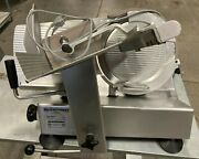 Bizerba Gsp H 13 Blade Automatic Gravity Slicer For Parts As Is