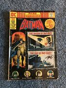 Dc 100 Page Super Spectacular 20 Batman 1st Two-face Detective 66 And 68 Comic