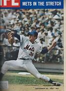 Old Vintage 1969 New York Mets On Life Magazine Cover September 26 Chicago Cubs