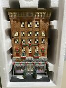 Dept. 56  Christmas In The City 2007 Ferrara Bakery And Cafe 56.59272 Nob