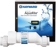 Hayward W3aqr9 Aquarite Salt Chlorination System For In-ground Pools Up To 25,00
