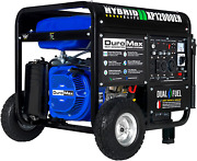 Duromax Xp12000eh Generator-12000 Watt Gas Or Propane Powered Home Back Up And Rv