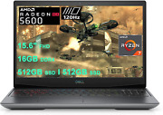 Dell 2021 G5 15 Special Edition Gaming Laptop I 15.6 Fhd 120hz I Amd 8-core Ryz