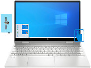 Hp Envy X360 15t Home And Business Laptop 2-in-1 Intel I7-1165g7 4-core 32gb R