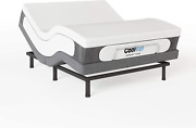 Classic Brands Cool Gel Memory Foam 14-inch Mattress With Two Bonus Pillows And