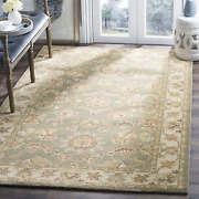 Safavieh Antiquity Collection At313a Handmade Traditional Oriental Premium Wool