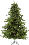 Fraser Hill Farm 12.0-ft. Foxtail Pine Christmas Tree With Clear Smart Lights An